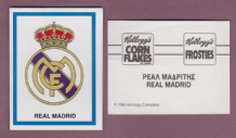 Real Madrid Badge K93